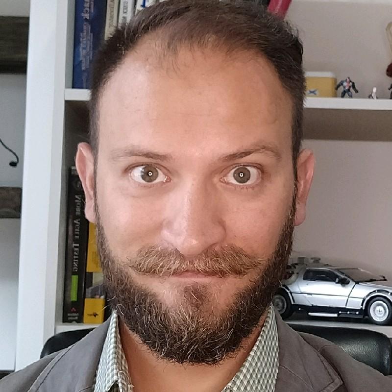 Leandro Melendez Headshot