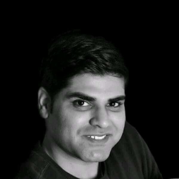 Sorabh Vasudeva Headshot